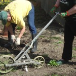 Soil Preparation Rototilling